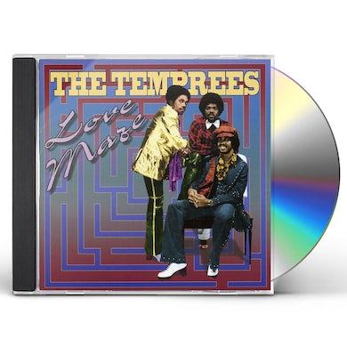 Temprees LOVE MAZE CD