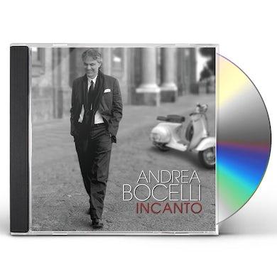 Andrea Bocelli INCANTO CD