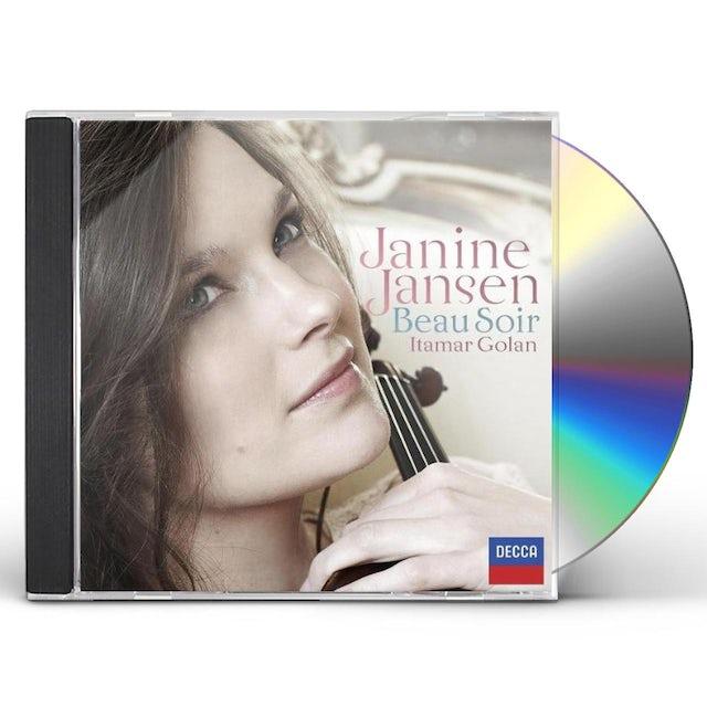 Janine Jansen BEAU SOIR CD