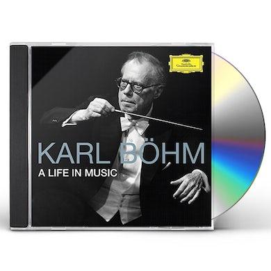 Karl Bohm LIFE IN MUSIC CD