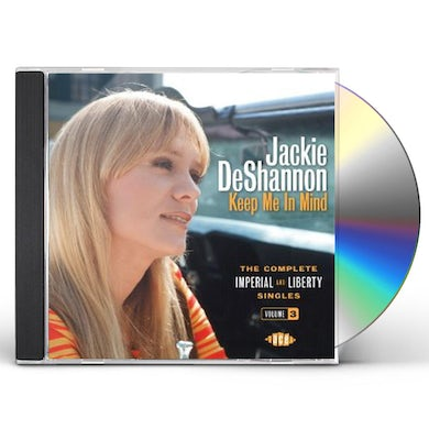 Jackie Deshannon KEEP ME IN MIND: COMPLETE IMPERIAL & LIBERTY CD