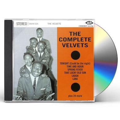 COMPLETE VELVETS CD