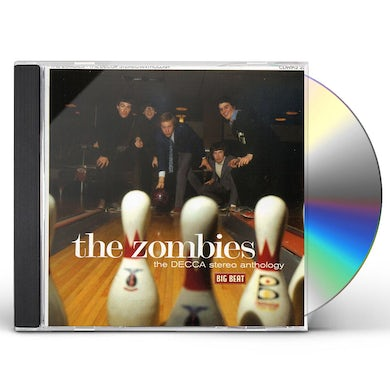 The Zombies DECCA STEREO ANTHOLOGY CD