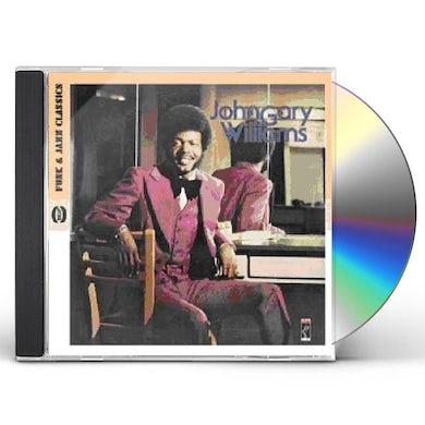 JOHN GARY WILLIAMS CD