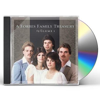 FORBES FAMILY TREASURY 1 CD