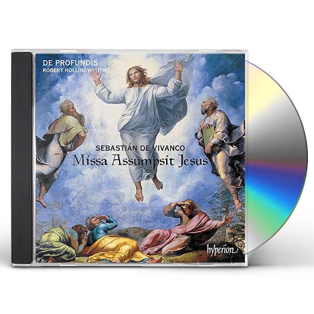 De Profundis VIVANCO: MISSA ASSUMPSIT JESUS CD