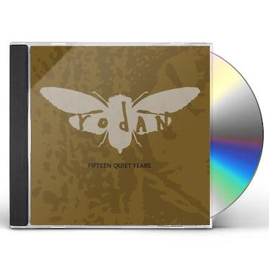Rodan FIFTEEN QUIET YEARS CD