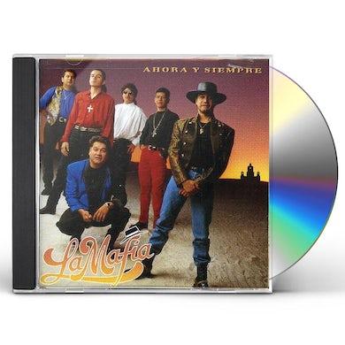 Mafia AHORA Y SIEMPRE CD