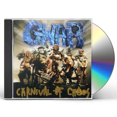 Gwar CARNIVAL OF CHAOS CD
