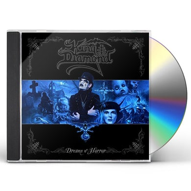 King Diamond DREAMS OF HORROR CD