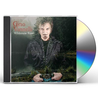 Gino Vannelli Wilderness Road CD