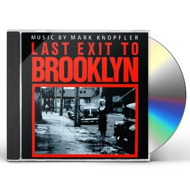 Mark Knopfler LAST EXIT TO BROOKLYN CD