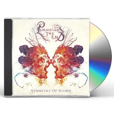 Pursuing The End SYMMETRY OF SCORN CD