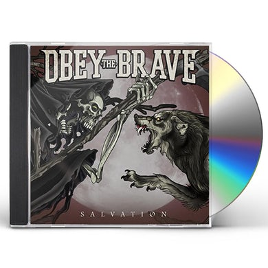 Obey The Brave SALVATION CD