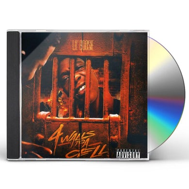 Boosie Badazz 4 WALLS TO A CELL CD