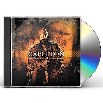 Capleton STILL BLAZING CD