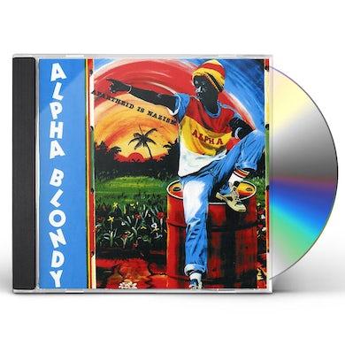 Alpha Blondy APARTHEID IS NAZISM CD