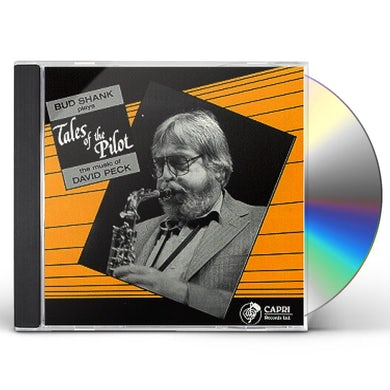 Bud Shank TALES OF THE PILOT CD