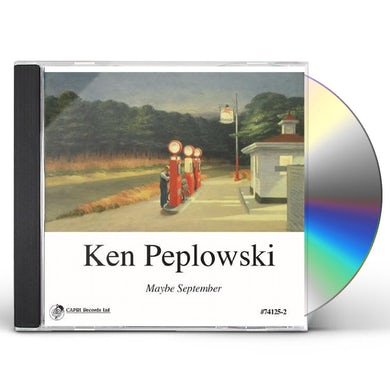Ken Peplowski MAYBE SEPTEMBER CD