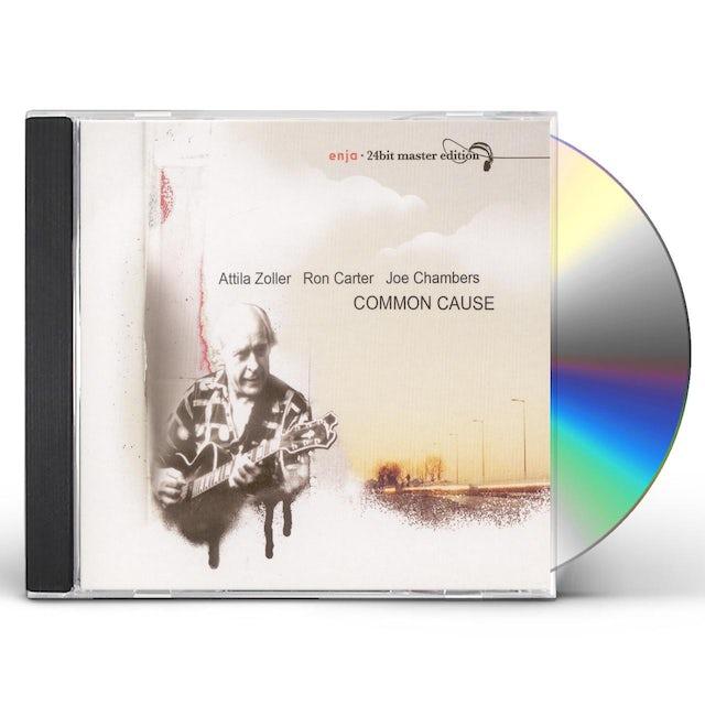 Attila Zoller COMMON CAUSE CD