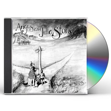 Angus & Julia Stone BOOK LIKE THIS CD