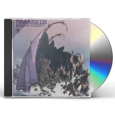 Nazareth HAIR OF THE DOG CD