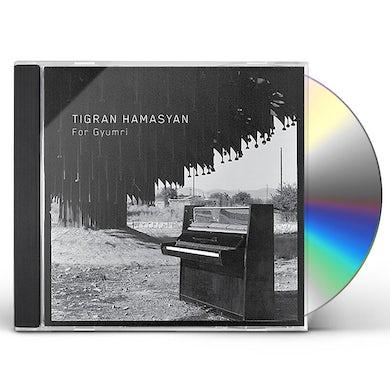 Tigran Hamasyan FOR GYUMRI CD