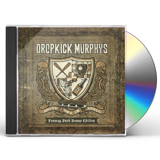 Dropkick Murphys GOING OUT IN STYLE: FENWAY PARK BONUS EDITION CD