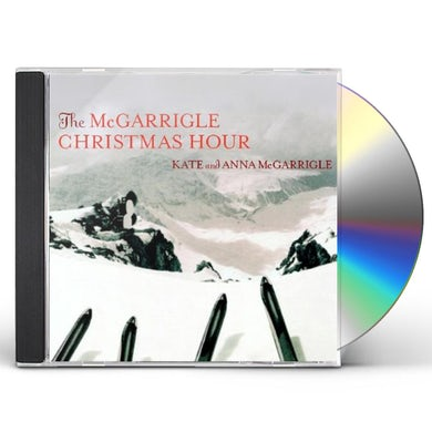 Kate Mcgarrigle & Anna MCGARRIGLE CHRISTMAS HOUR CD