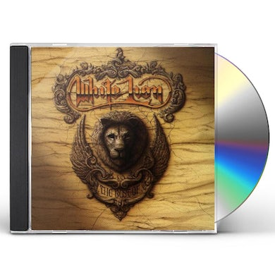 White Lion BEST OF CD