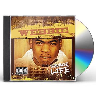 Webbie SAVAGE LIFE CD