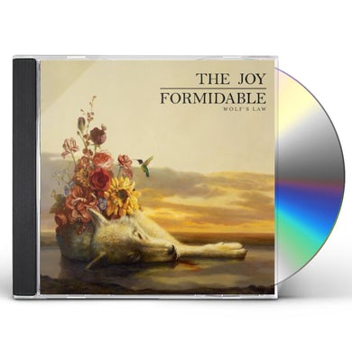 The Joy Formidable WOLF'S LAW CD