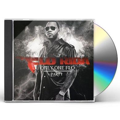 Flo Rida ONLY 1 FLO PT 1 CD
