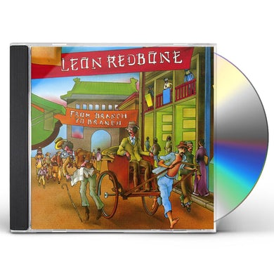 Leon Redbone BRANCH TO BRANCH CD