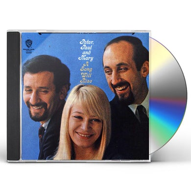 Peter Paul & Mary SONG WILL RISE CD