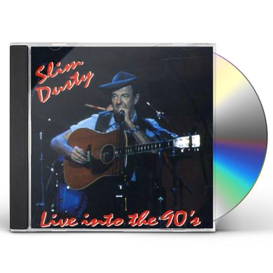 Slim Dusty LIVE IN THE 90S CD