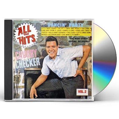 Chubby Checker ALL THE HITS 2: 32 CUTS CD