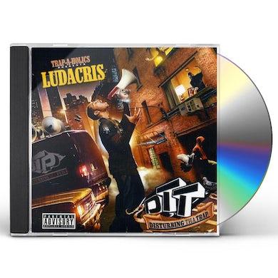Ludacris  DISTURBIN THA TRAP CD