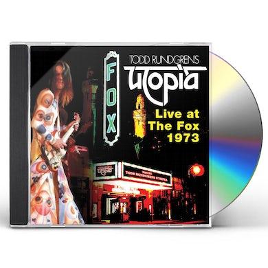 Todd Rundgren Utopia: Live at the Fox Atlanta CD