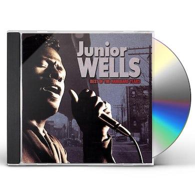 Junior Wells BEST OF THE VANGUARD YEARS CD