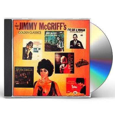 TOAST TO JIMMY MCGRIFF CD