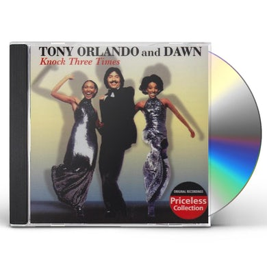 Tony Orlando KNOCK THREE TIMES CD