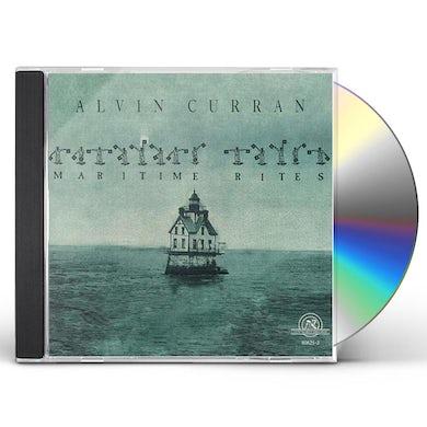 Alvin Curran MARITIME RITES CD