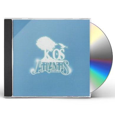 K-Os ATLANTIS : HYMNS FOR DISCO CD