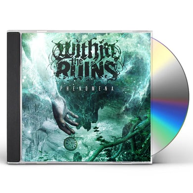 Within The Ruins PHENOMENA CD