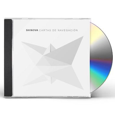 Shinova CARTAS DE NAVEGACION CD