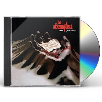 The Stranglers LIVE X-CERT CD
