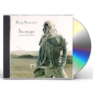 Gary Numan SAVAGE (SONGS FROM A BROKEN WORLD) CD
