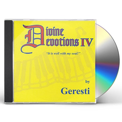 Geresti DIVINE DEVOTIONS IV CD