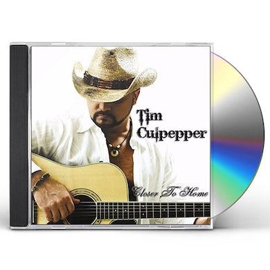 Tim Culpepper CLOSER TO HOME CD
